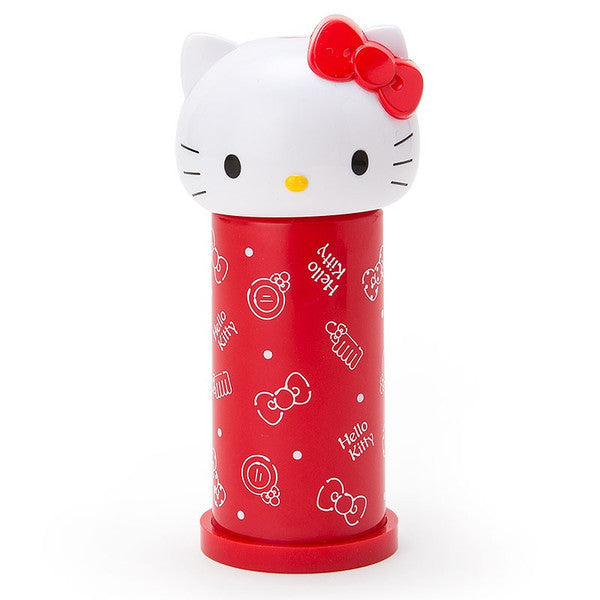 Hello Kitty Cotton Swab Case Jump! Sanrio Japan