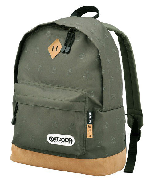 My Neighbor Totoro OUTDOOR Daypack Backpack Olive Studio Ghibli Japan