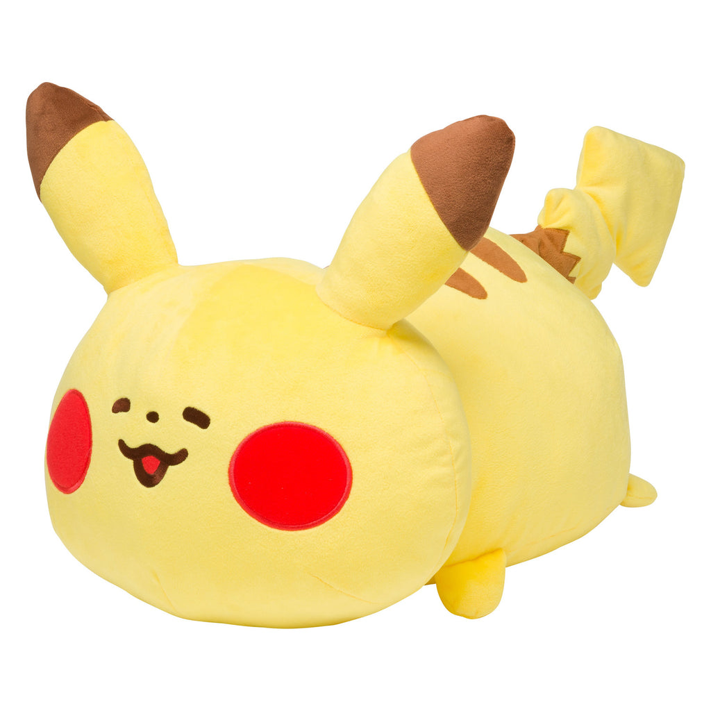 Pikachu Plush Cushion Pokemon Yurutto Pokemon Center Japan Original
