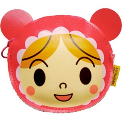 Akachan man Pouch Red Anpanman Japan Kids ANJ-650