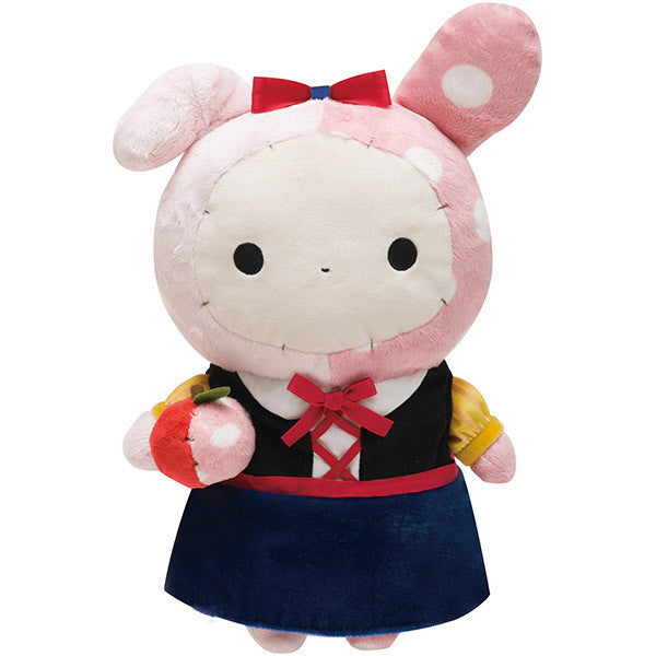 Sentimental Circus Shappo Plush Doll M Patching Apple Snow White San-X Japan