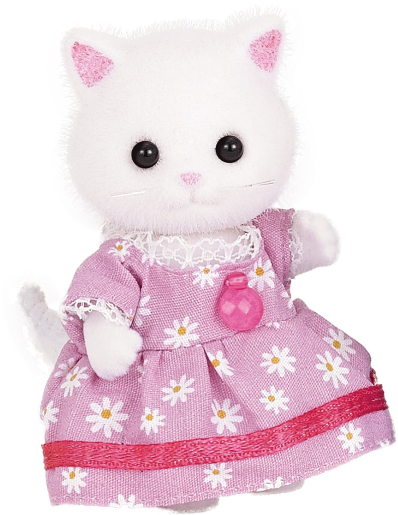 Persian Cat Girl Doll Ni-94 Sylvanian Families Japan Calico Critters Epoch