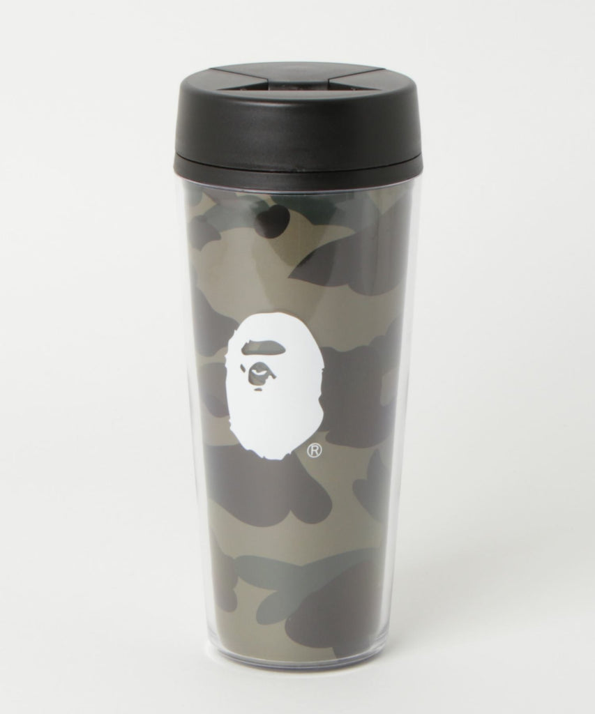 1ST CAMO TUMBLER M Green A BATHING APE Japan