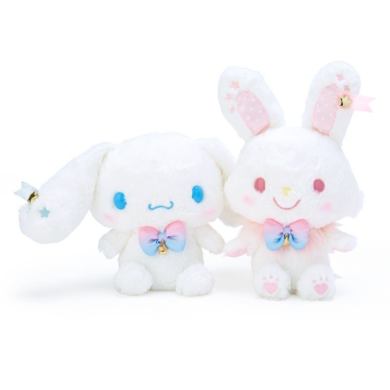 Cinnamoroll & Wishmemell Plush Doll Cinnamell Dream Sanrio Japan