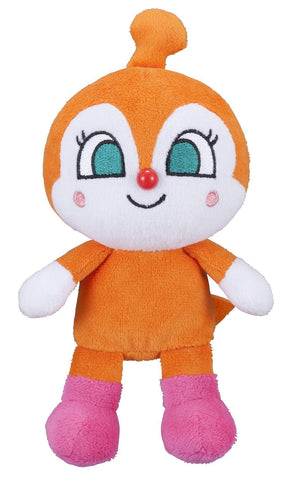 Dokin Chan Purichi Beans S Plus Plush Doll Anpanman Japan
