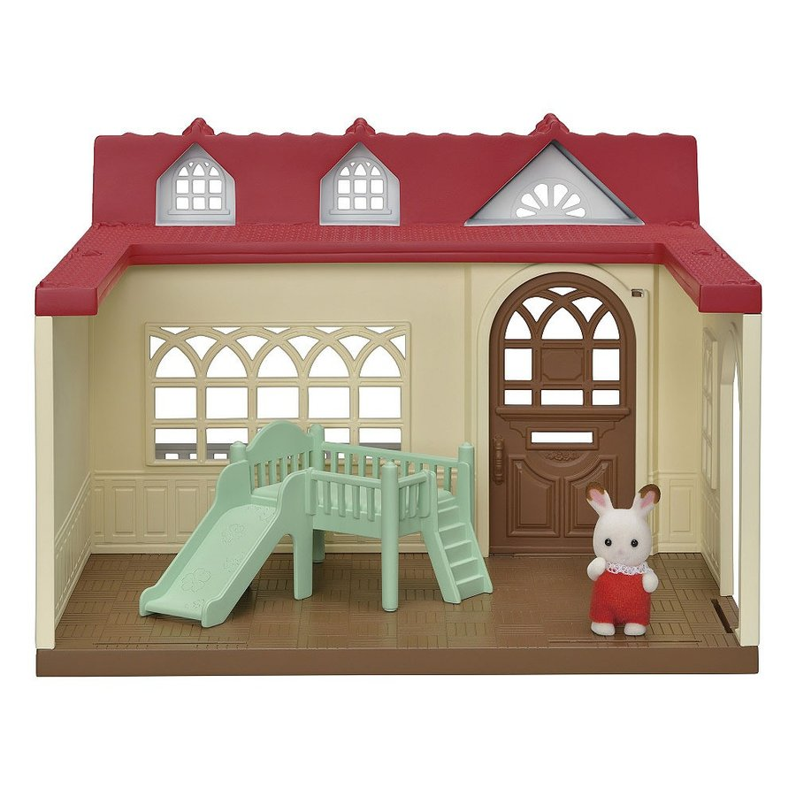 Sylvanian Families Raspberry House H-50 EPOCH Japan Doll House