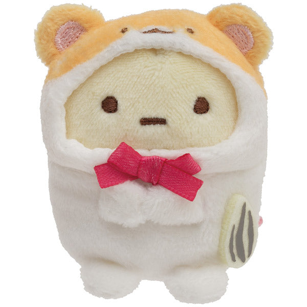 Sumikko Gurashi Tapioca Hamster mini Tenori Plush Doll San-X Japan New Year