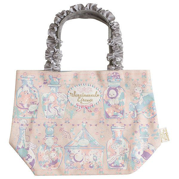 Sentimental Circus mini Tote Bag Tears Bottle San-X Japan