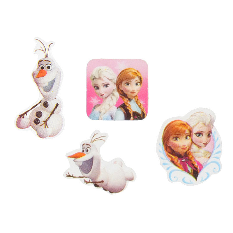 Disney Store Japan Flake Stickers 70 pieces Frozen Anna Elsa Olaf