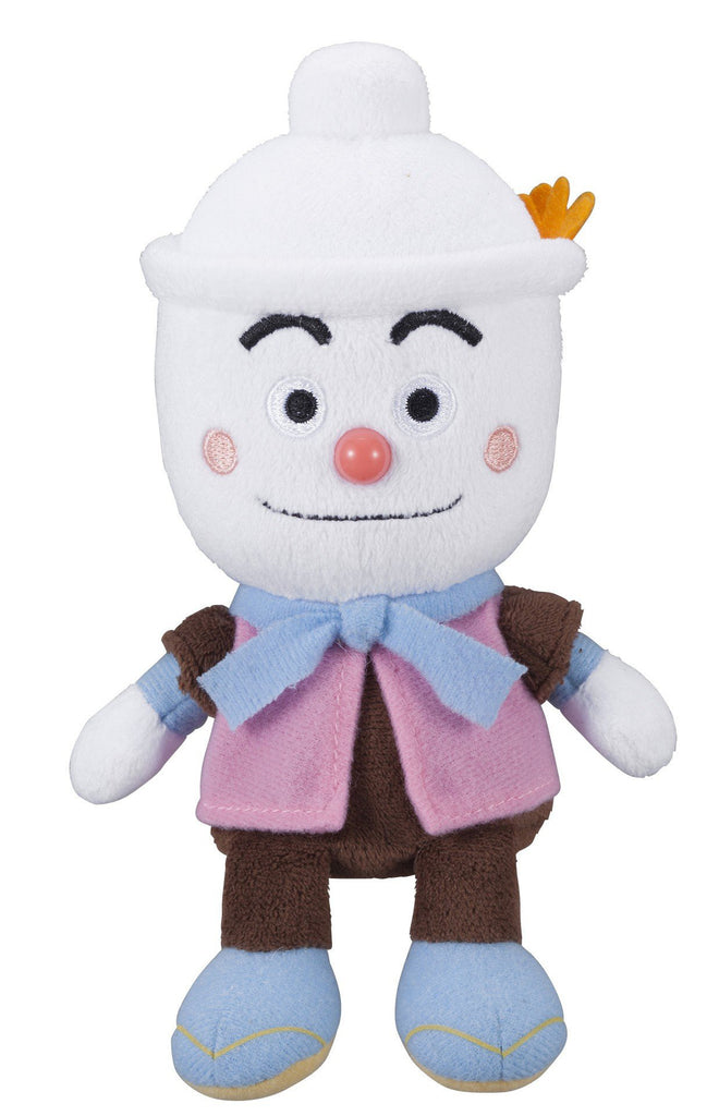 Tendonman Purichi Beans S Plus Plush Doll Anpanman Japan