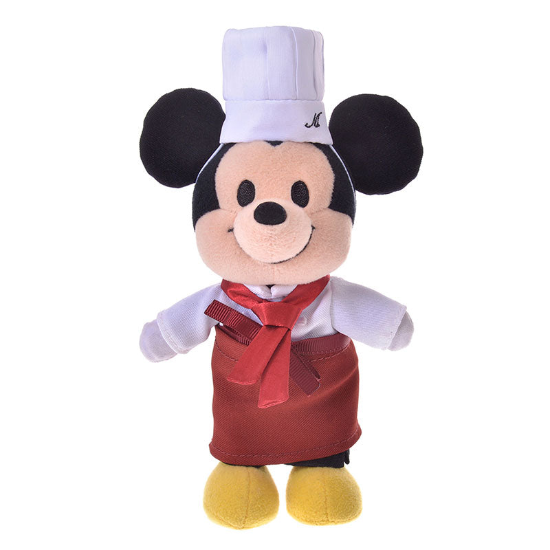 Costume for Plush nuiMOs Doll Patissier Mickey Boy Disney Store Japan