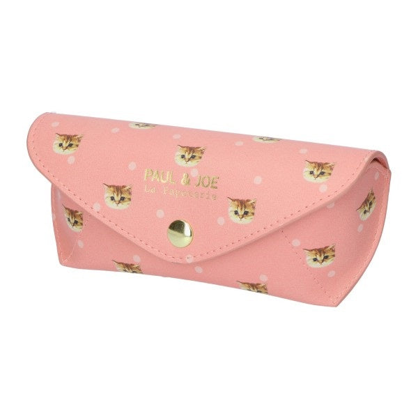 Glasses Case Nunetto Cat Pink PAUL & JOE Japan