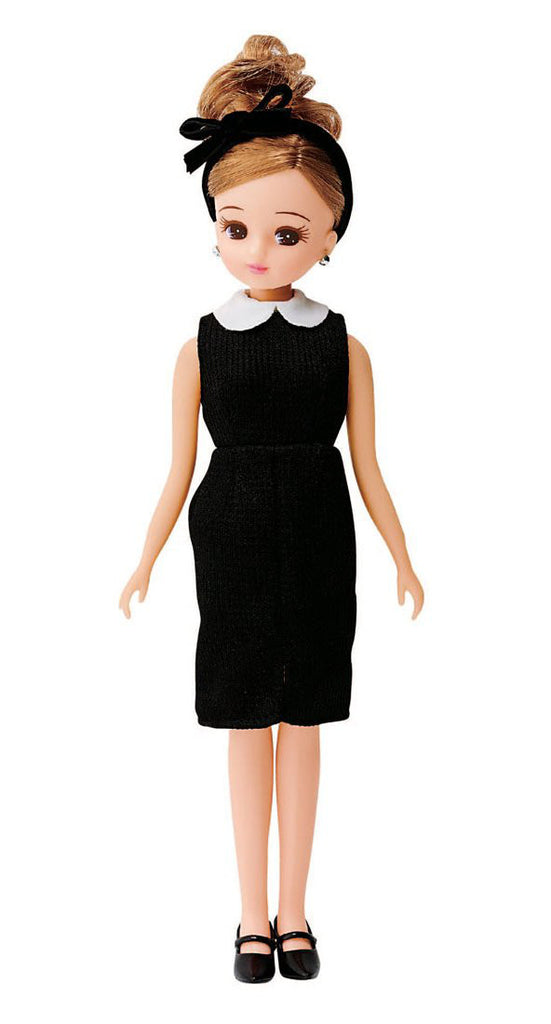 Licca Chan Doll LD-16 VERY Collaboration Coordinated Japan Takara Tomy