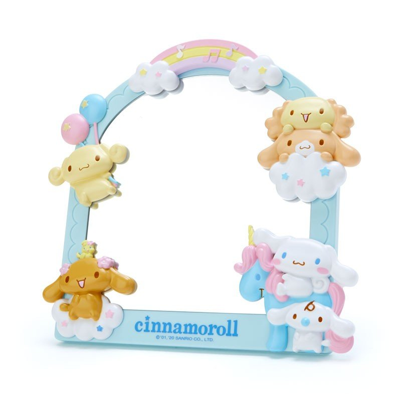 Cinnamoroll Decoration Stand Mirror Sanrio Japan