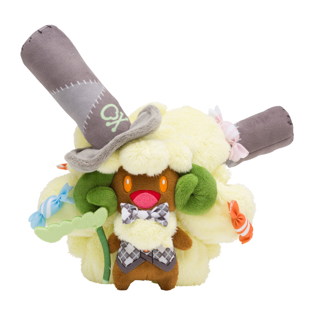 Whimsicott Elfuun Plush Doll Halloween Galar Garden Pokemon Center 2020 Japan