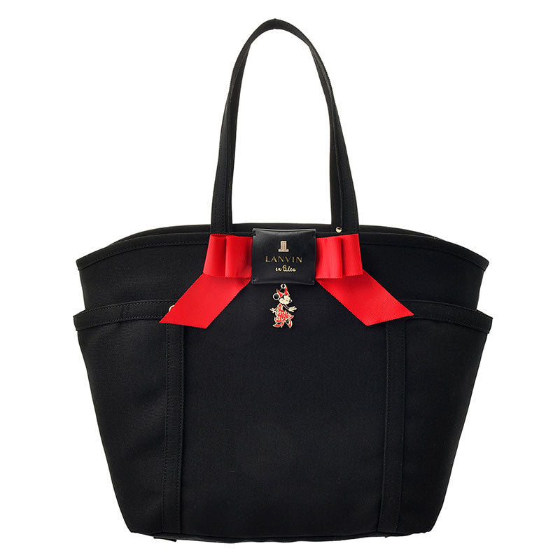 Minnie Day 2020 Tote Bag LANVIN en Bleu Disney Store Japan