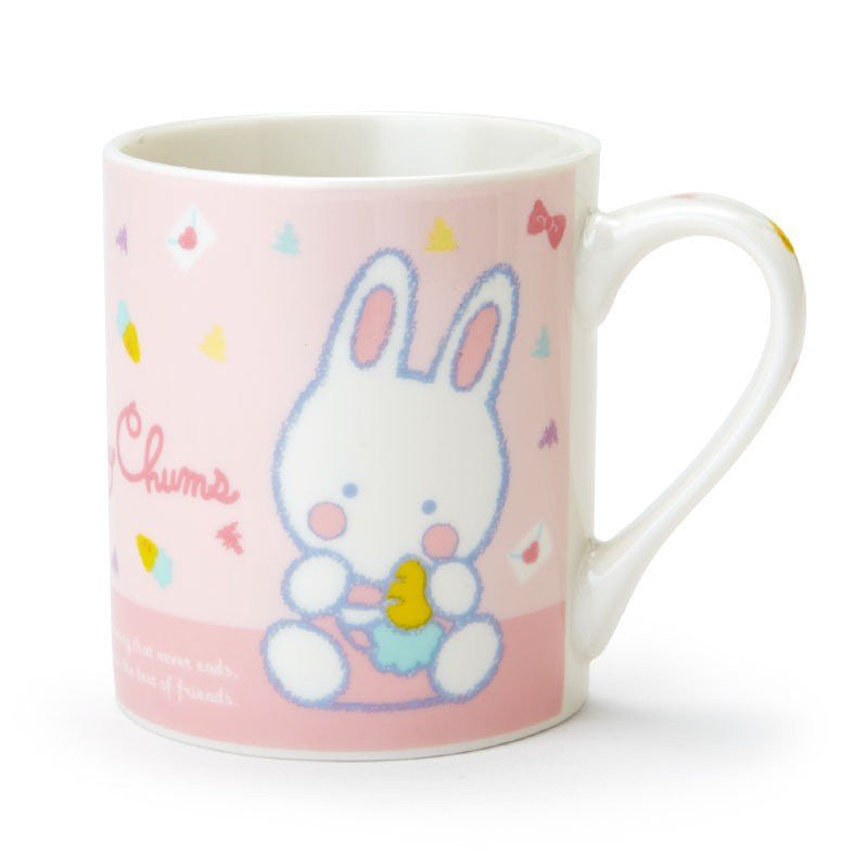 Cheery Chums Mug Cup w/ Box Sanrio Japan