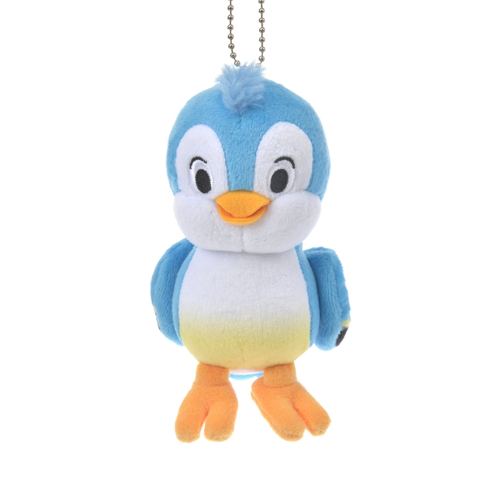 Bird Plush Keychain Snow White and the Seven Dwarfs Disney Store Japan 2021