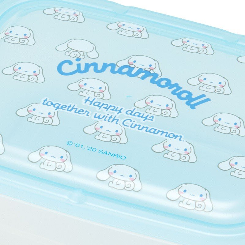 Cinnamoroll Storage Container 2pcs Set Sanrio Japan