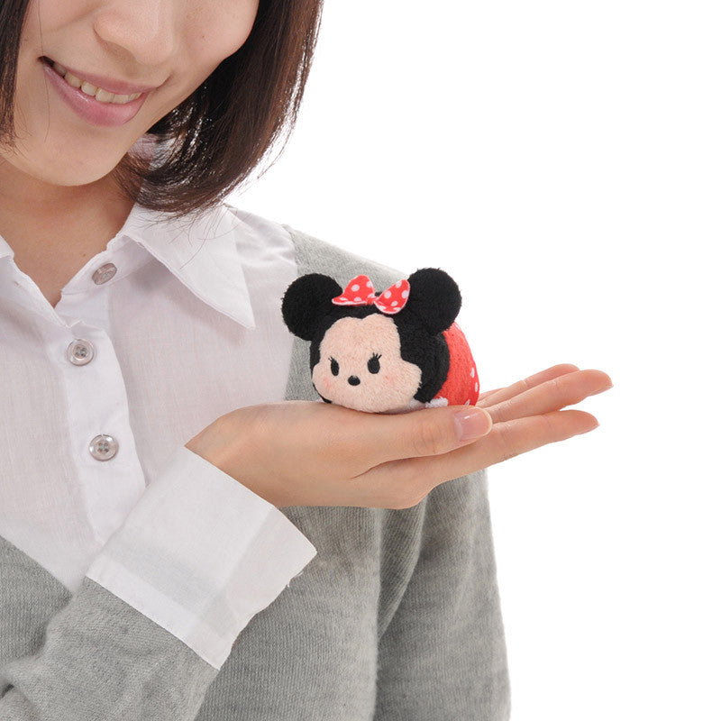 TSUM TSUM mini ( S ) Minnie Mouse Disney Store Japan