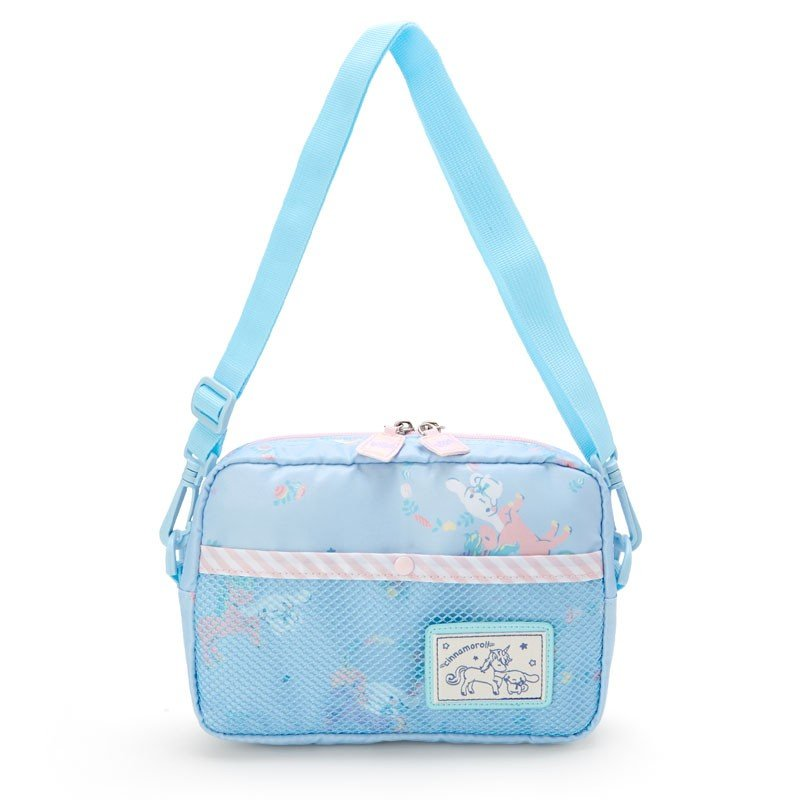Cinnamoroll Kids Shoulder Bag Unicorn Sanrio Japan