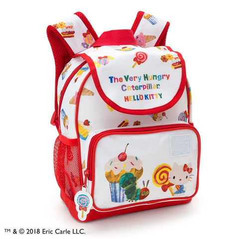 Hello Kitty The Very Hungry Caterpillar Kids Backpack Sweet Sanrio Japan