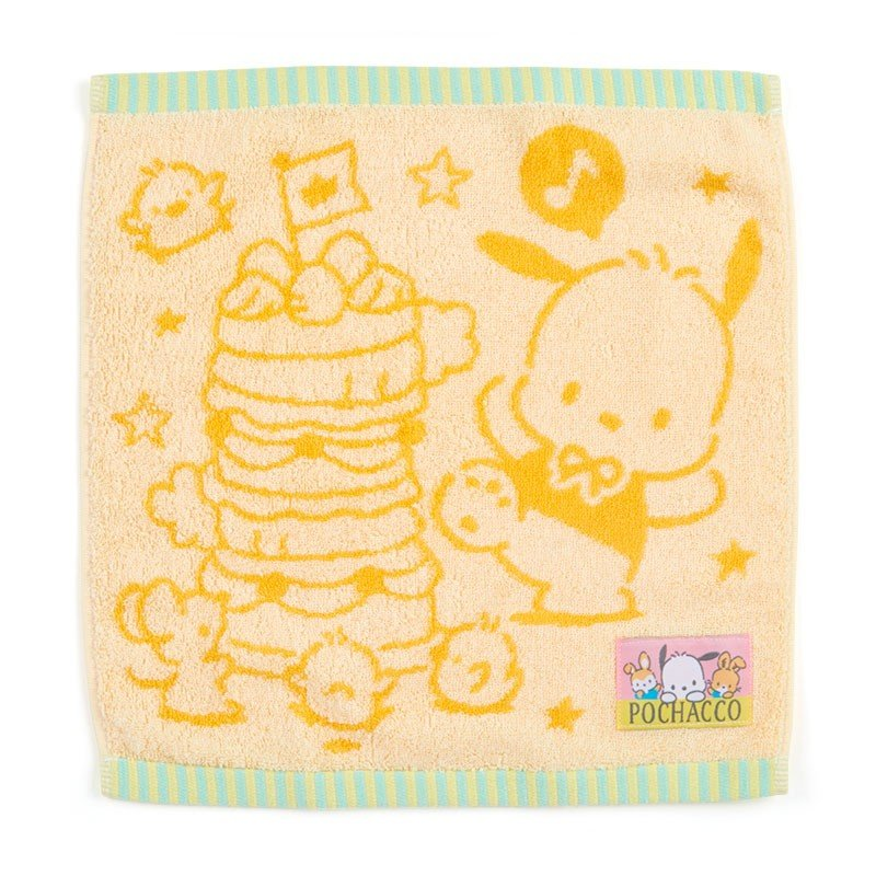 Pochacco Hand Towel Birthday Sanrio Japan