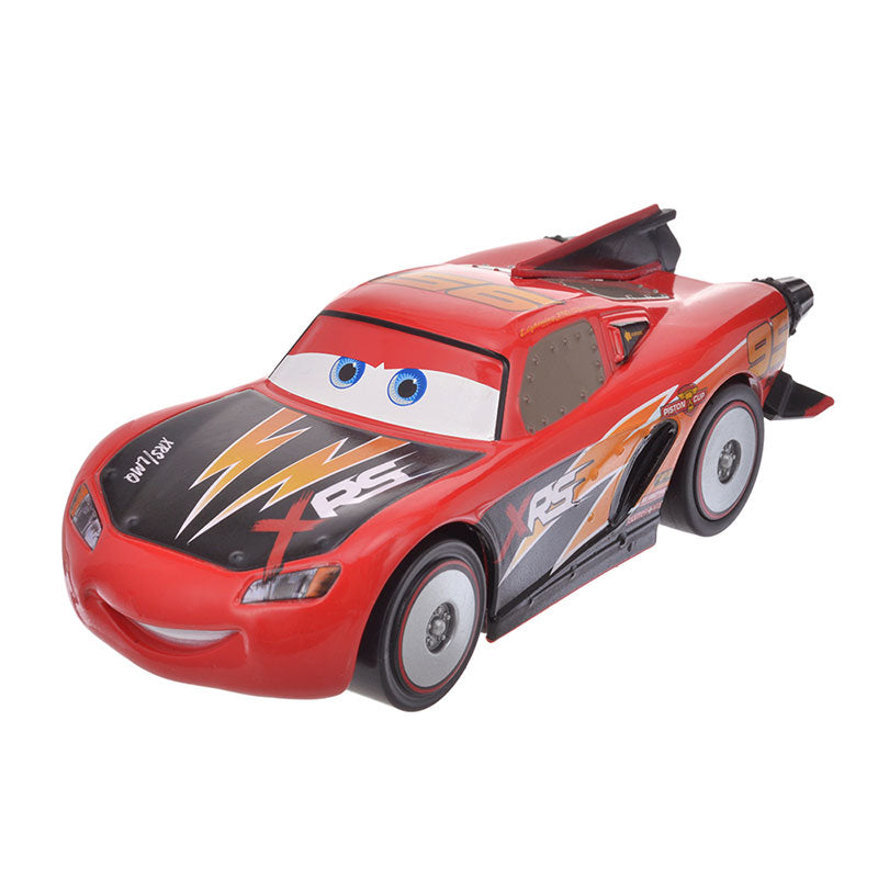 Cars Lightning McQueen Pullback Car Rocket Racer Type Disney Store Japan
