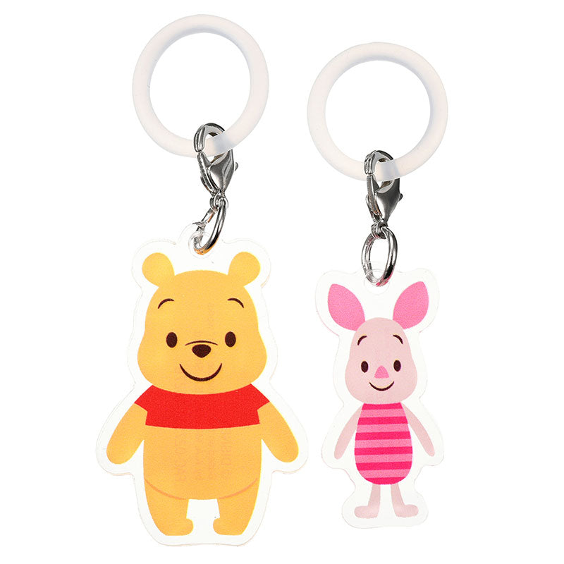 Winnie the Pooh & Piglet Umbrella Marker Disney Store Japan
