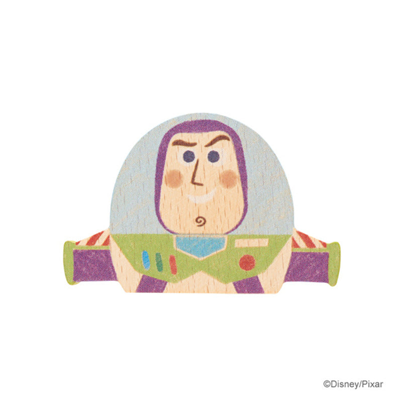 Buzz Lightyear KIDEA Toy Wooden Blocks Disney Store Japan Toy Story