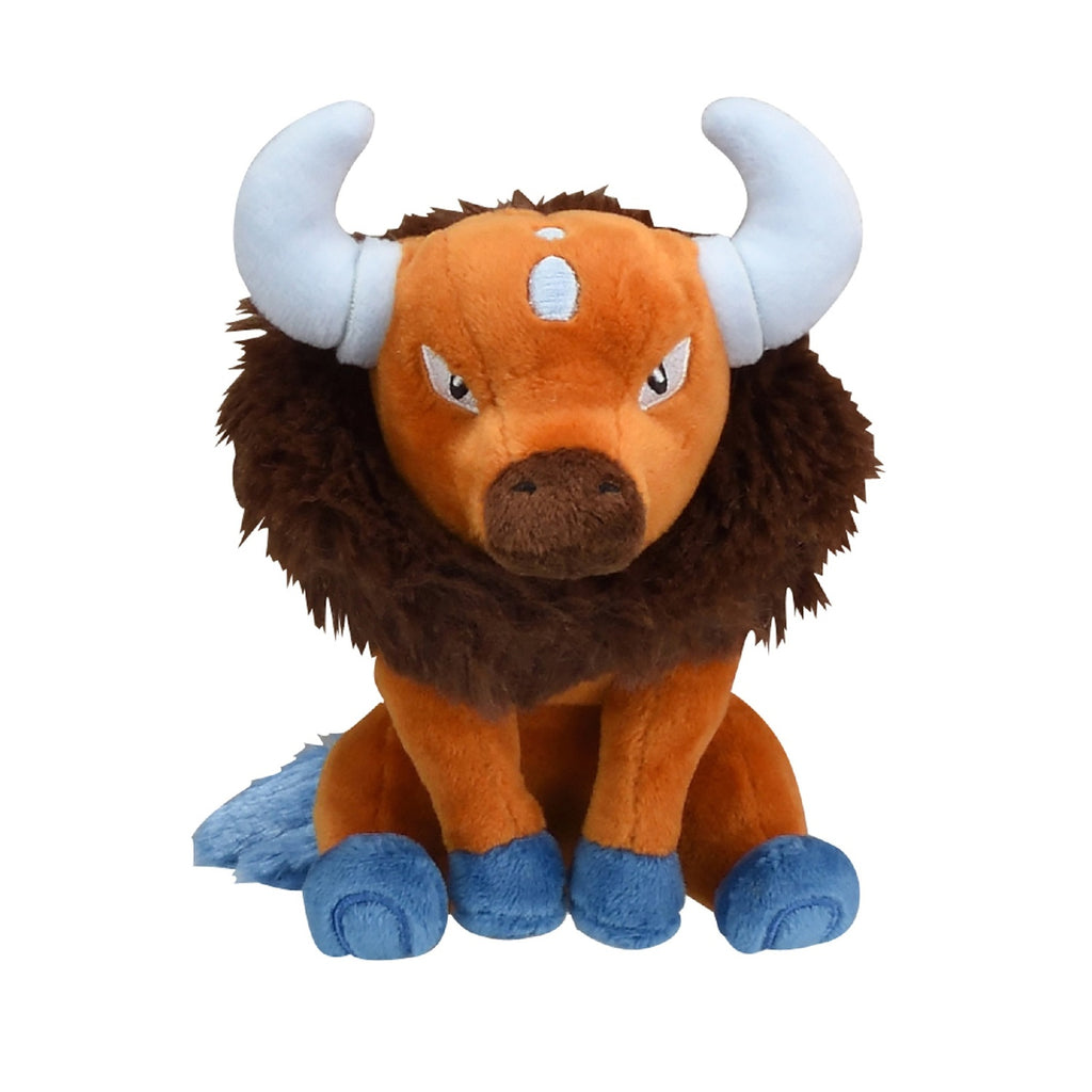 Tauros Kentauros Plush Doll Pokemon fit Pokemon Center Japan Original