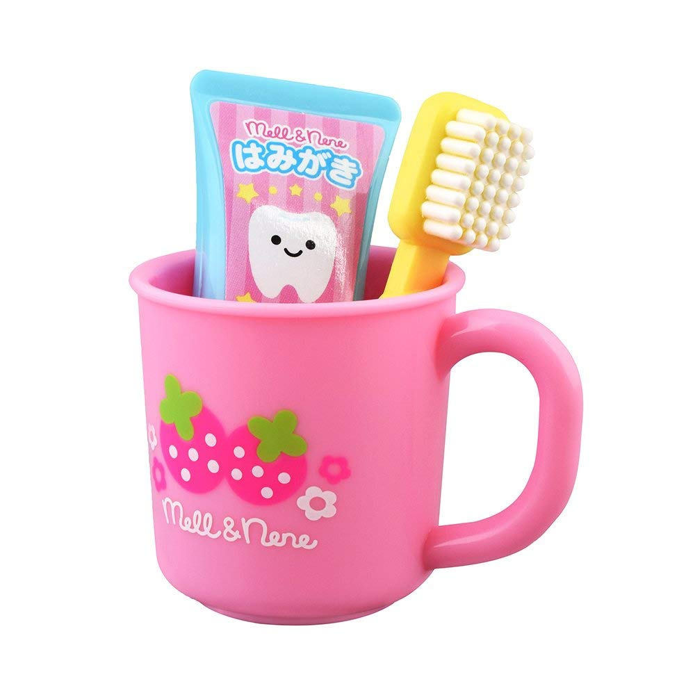 Toothbrush Set Mell Chan Goods Pilot Japan Toys