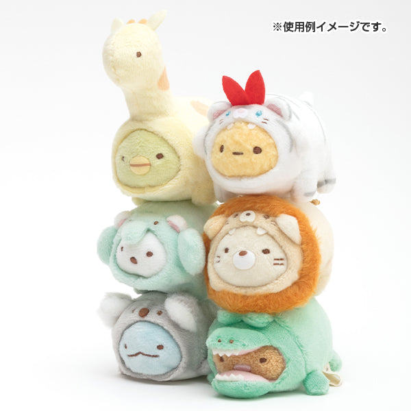 Sumikko Gurashi Shirokuma Bear mini Plush Doll Elephant Animal Park San-X Japan