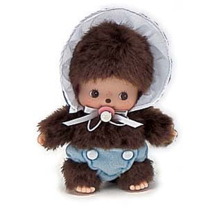 Bebichhichi Doll S Boy Monchhichi Japan