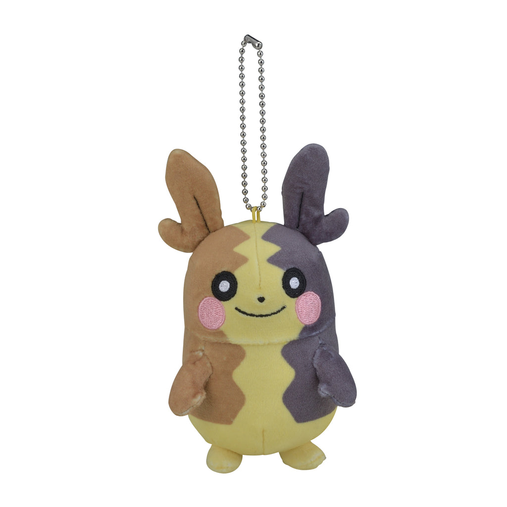 Morpeko Plush Keychain Full Pokemon Center Japan Original