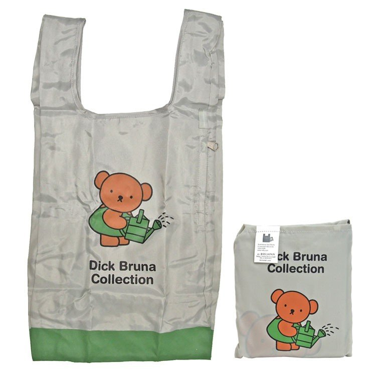 Boris Beer Eco Shopping Tote Bag Miffy ROOTOTE Japan ROO-shopper