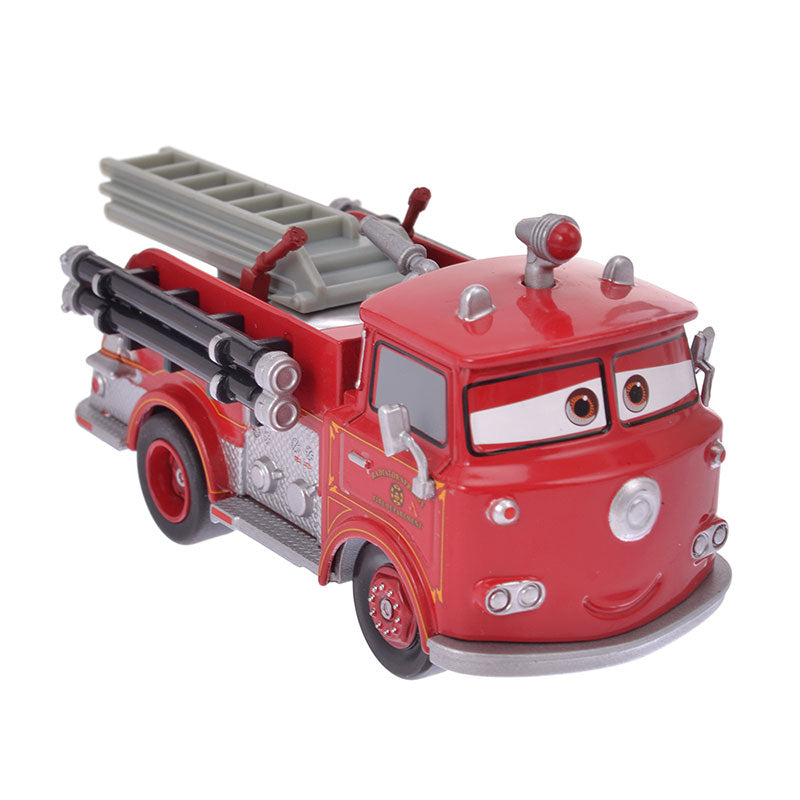 Cars Red pullback Toy Car Disney Store Japan