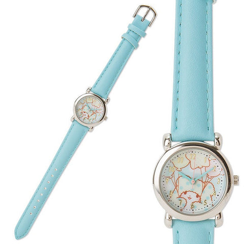 Marumofubiyori Kids Watch Balloon Sanrio Japan
