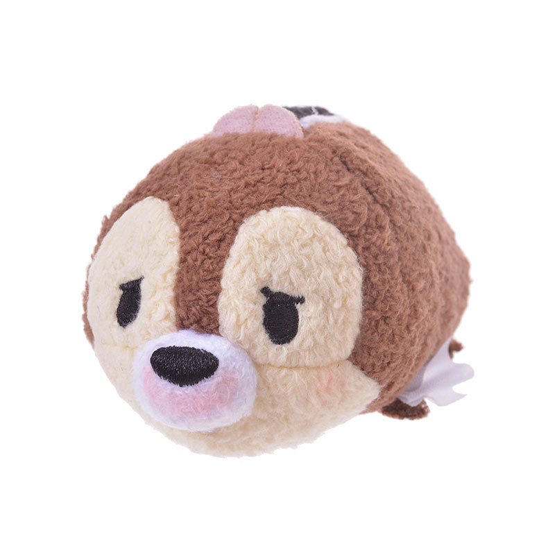 Chip Tsum Tsum Plush Doll mini S KAFUN 2020 Pollen Disney Store Japan