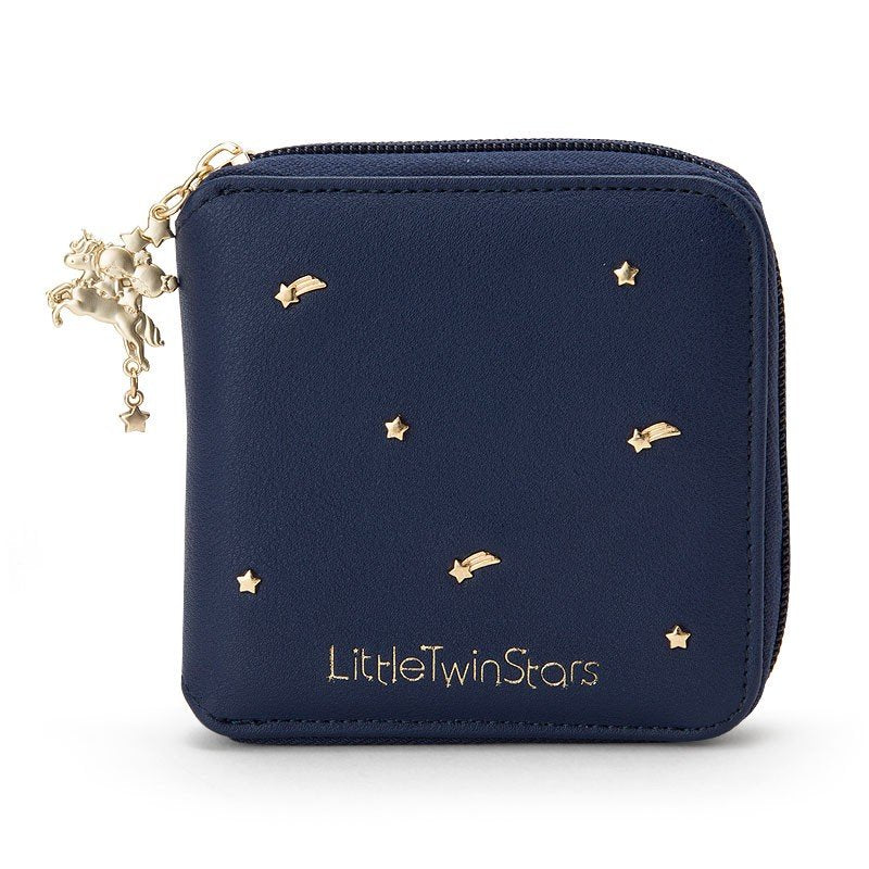 Little Twin Stars Kiki Lala mini Wallet Shooting Star Dream Sanrio Japan