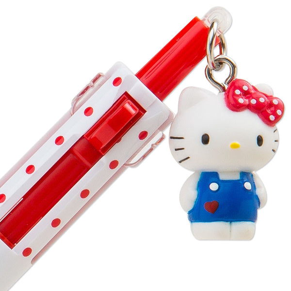 Hello Kitty Zebra Prefill 5 Color Multi Ballpoint Pen Stationary Sanrio Japan