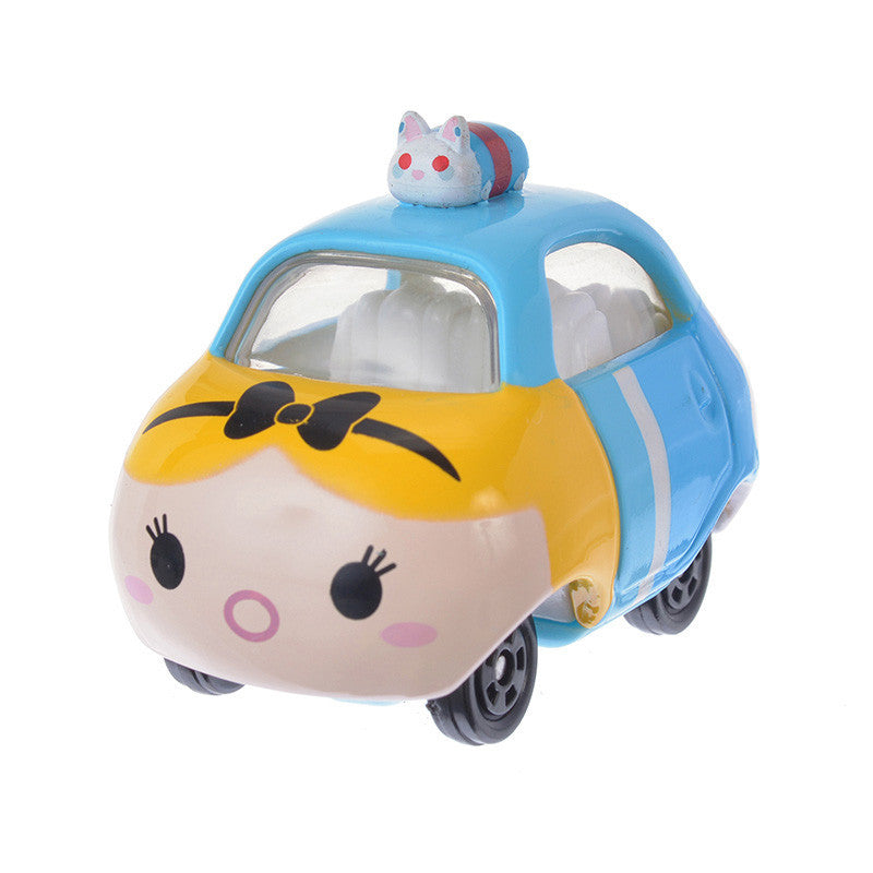 Alice & White Rabbit Tomica Toy Car Tsum Tsum Disney Motors Disney Store Japan