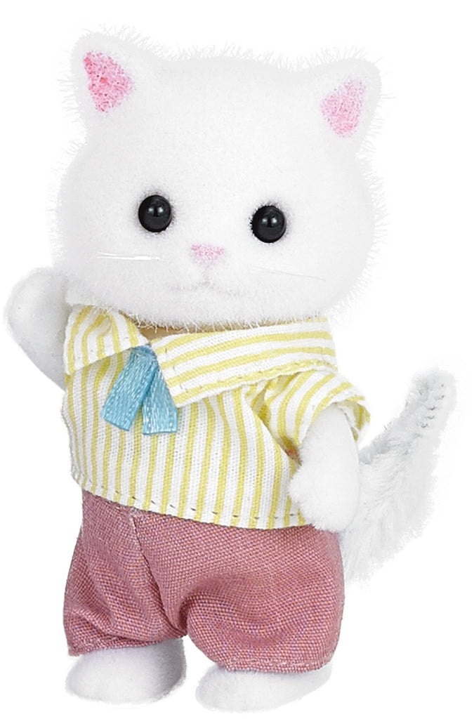 Persian Cat Boy Doll Ni-93 Sylvanian Families Japan Calico Critters Epoch