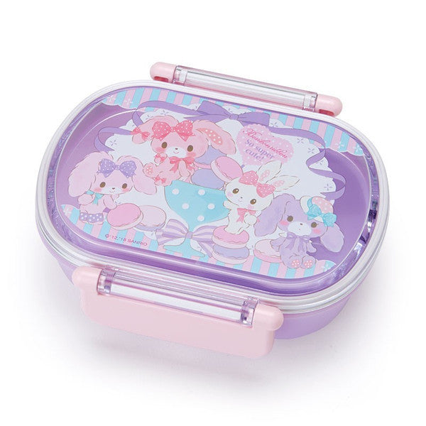 Bonbonribbon Lunch Box Bento DXS Party Sanrio Japan