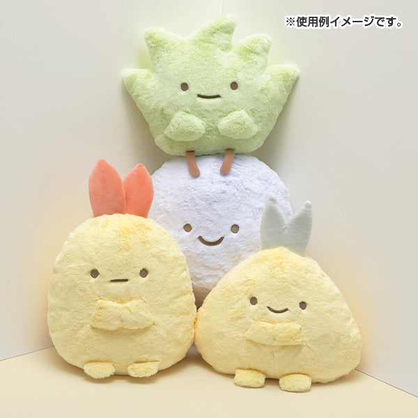 Sumikko Gurashi Fried Aji Plush Doll minikko to asobo San-X Japan