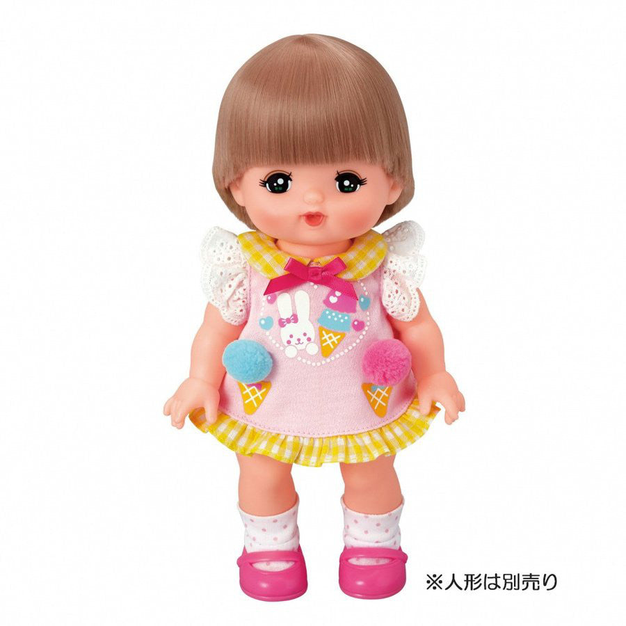 Costume for Mell Chan Baby One Piece Pilot Japan Pretend Play Toys