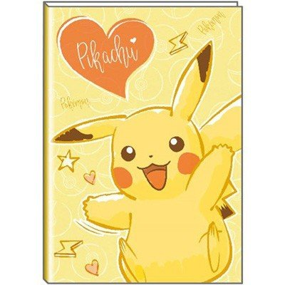 Pikachu 2020 Schedule Book B6 Monthly Up Pokemon Star Japan