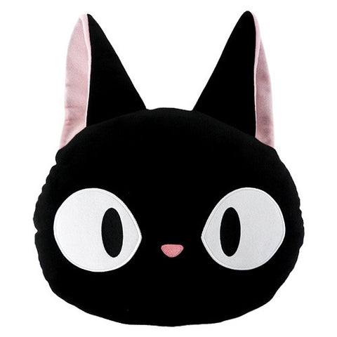 Kiki's Delivery Service Jiji Cat Soft Cushion Studio Ghibli Japan