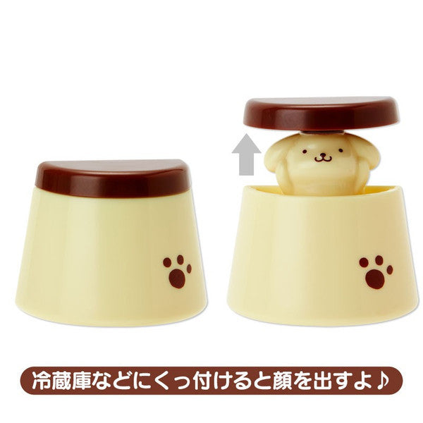 Pom Pom Purin Action Magnet Pudding Sanrio Japan