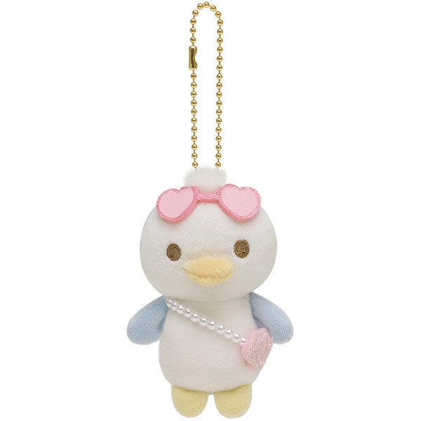 Toy Penguin Plush Keychain Korilakkuma Vacation San-X Japan Rilakkuma